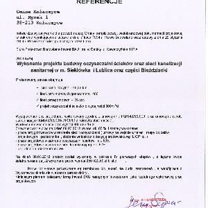 INWESTBAU-Kanalizacja-Sieklowka-Lublica-Biedziadka-1