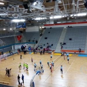 Hala Sportowa Jaskółka - Tarnów INWEST BAU realizacja