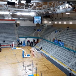 Hala Sportowa Jaskółka - Tarnów INWEST BAU