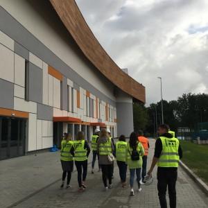 Hala Sportowa Jaskółka INWEST BAU