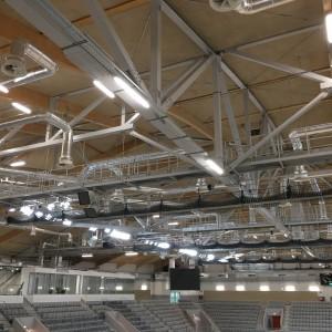 INWEST BAU Hala Sportowa sufit