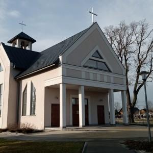 Kaplica przycmentarna - Radomyśl Wielki