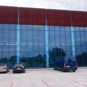 Kompleks Szkolenia Fizycznego - Kraków-Pychowice INWEST BAU realizacja