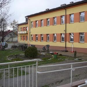 Szkoła Podstawowa - Radomyśl Wielki INWEST BAU realizacja