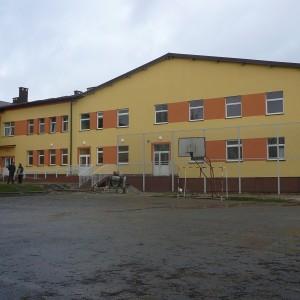 Szkoła Podstawowa - Radomyśl Wielki INWEST BAU
