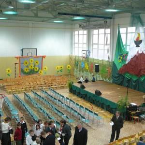 Szkoła Podstawowa - Radomyśl Wielki